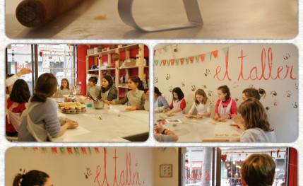 El taller nostre espai dol gr cia barcelona - Cursos de cocina en barcelona para principiantes ...