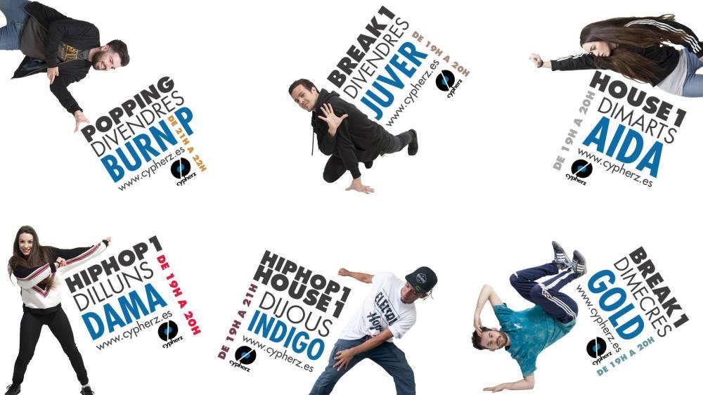 profesional bailarines baile en Sabadell