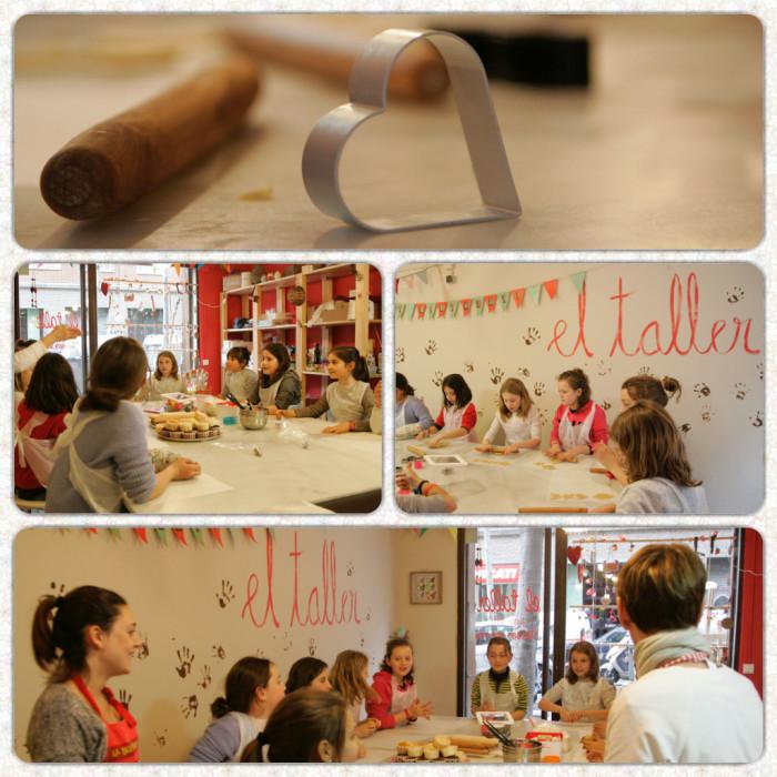 Talleres de cocina y reposter a el taller nostre espai - El taller de pinero ...