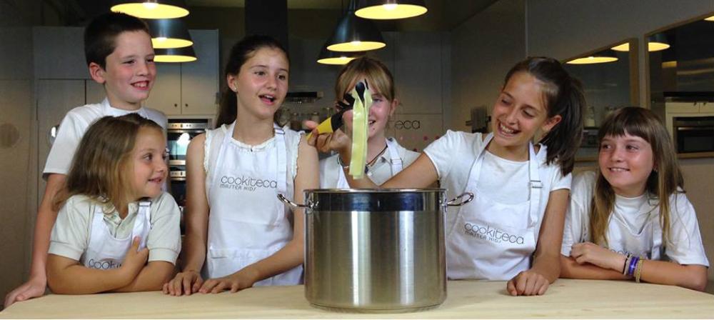 Escuela de cocina y reposter a cookiteca santal - Escuela cocina barcelona ...