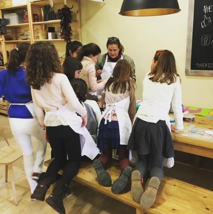 Escuela de cocina TERESA PON LA MESA - academias ...